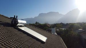 solar hot water systems in Cape Town